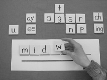 effective word making activity develops phonologic processing