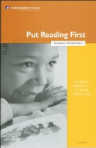 Put Reading First The Research Building Blocks for Teaching Children to Read