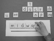 effective multisensory activities word making with sound tiles